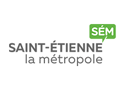 logo saint-etienne metropole